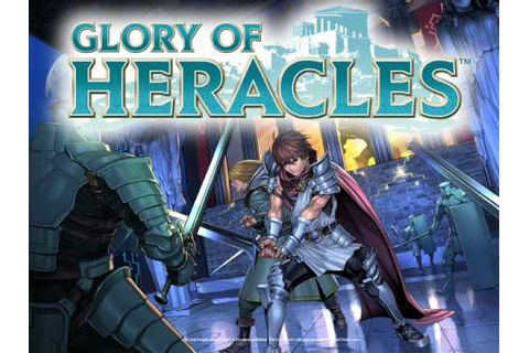 Field Theme (Extended)~Glory of Heracles - YouTube