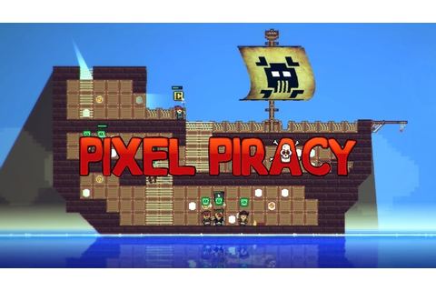 Pixel Piracy | Windows Mac Linux Steam | Fanatical