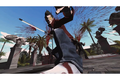 No More Heroes' sloppy satire is much harder to love in 2018