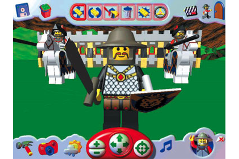 Lego Creator KNIGHTS KINGDOM Imagination Classic for ...