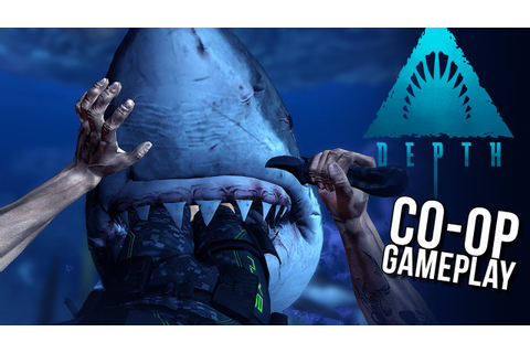 Depth - Sharks VS Humans Warfare! - Depth Game Multiplayer ...