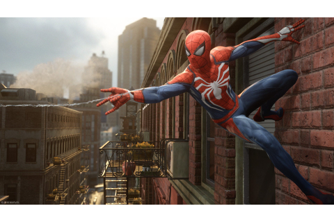 "New ""Spider-Man"" game announced for PlayStation 4: PHOTOS ..."
