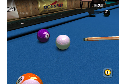 All World Championship Pool 2004 Screenshots for ...