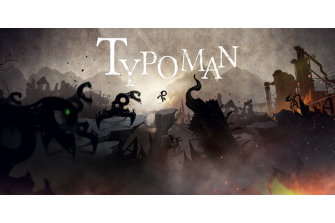 Typoman | Wii U download software | Games | Nintendo