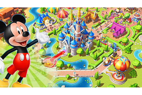 Gameloft | Disney Magic Kingdoms