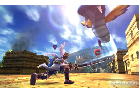 Download Kid Icarus: Uprising 3DS GAME [.3DZ] | PCGAMESCRACKZ