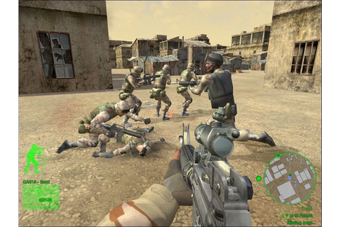 Delta Force Black Hawk Down MAC Game Free Download