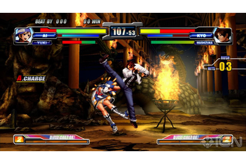 NeoGeo Battle Coliseum Screenshots, Pictures, Wallpapers ...
