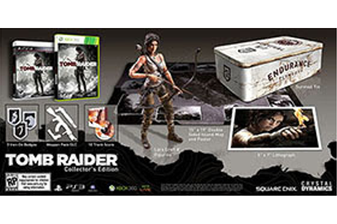 Stella's Tomb Raider Blog: Charity Auction: Exclusive TOMB ...