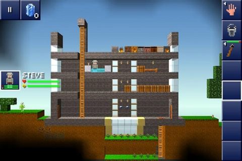 The blockheads iPhone game - free. Download ipa for iPad ...