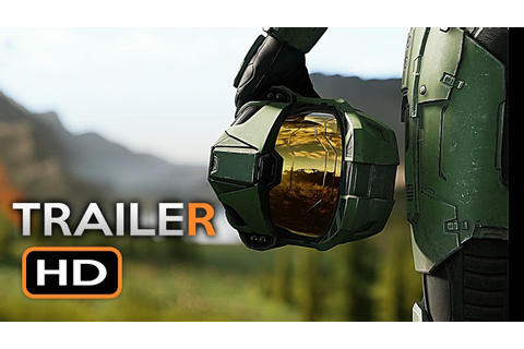 Halo Infinite Trailer (E3 2018) Action Shooter Video Game ...