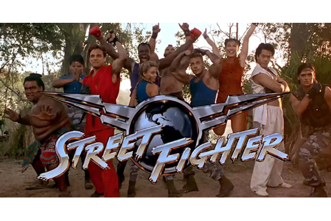 Street Fighter: 15 INSANE Differences Between The Movie ...