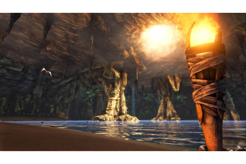 ARK: Survival Evolved Patch Adds New Map and 100-Player ...