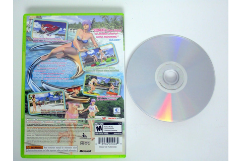 Dead or Alive Xtreme 2 game for Xbox 360 | The Game Guy