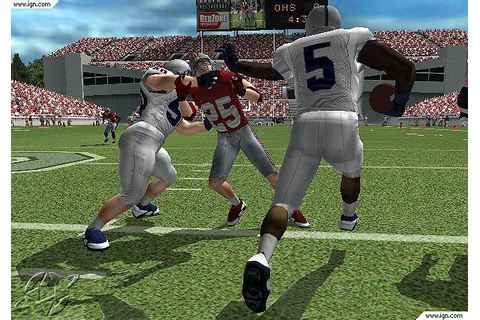 NCAA GameBreaker 2004 Screenshots, Pictures, Wallpapers ...