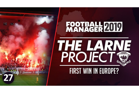 THE LARNE PROJECT: S3 E27 - A Game From The Groups ...