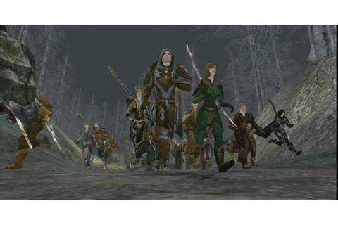 The Lord of the Rings Online: Siege of Mirkwood Trailer Games