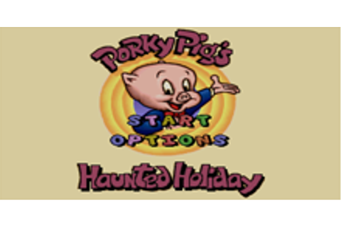 Porky Pig's Haunted Holiday Download Game | GameFabrique
