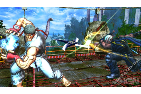 Street Fighter X Tekken - Download Free Full Games ...