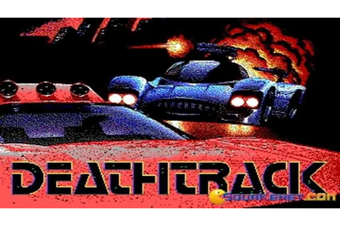 Deathtrack gameplay (PC Game, 1989) - YouTube