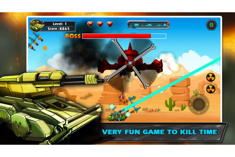 Heavy Weapon (Android/IOS Gameplay) Gameplay HD ...