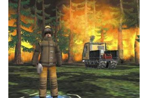 Wildfire Forest fire fighters strategy game. What's the ...