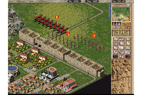 Buy CAESAR III PC Game | Download