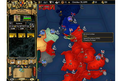 For The Glory: A Europa Universalis Game PC - JuegosADN