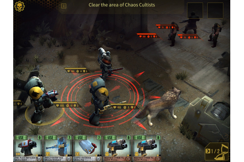 'Warhammer 40,000: Space Wolf' Review: Warhammer Finally ...