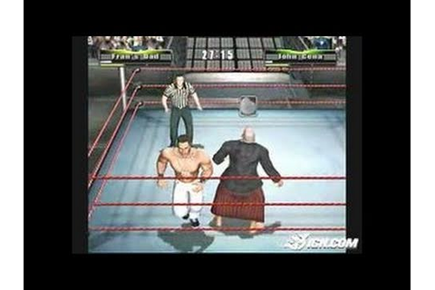 WWE WrestleMania XIX GameCube Gameplay_2003_08_18_9 - YouTube