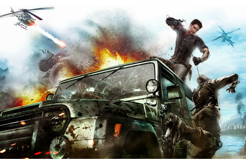 Free PC Game Full Version Download: Download Just Cause 2 ...