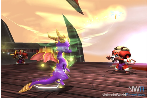 The Legend of Spyro: The Eternal Night - Game - Nintendo ...