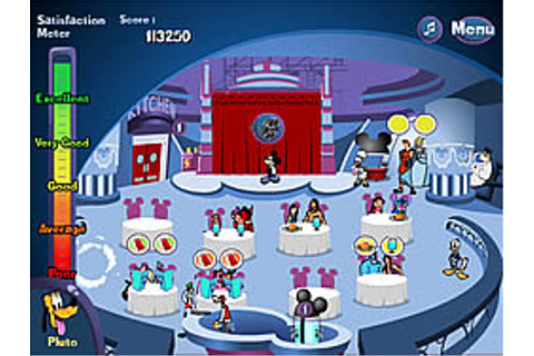 Mickey's Crazy Lounge Game - Play online at Y8.com