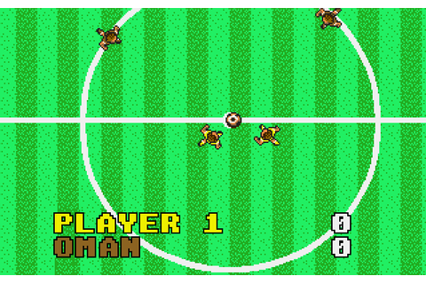 Microprose Soccer (1989) by Electronic Pencil Amiga game