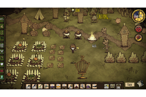 Don't Starve Review - PS4 Home