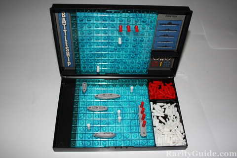 "Classic ""Battleship"" Board Game Transformed into 3D ..."