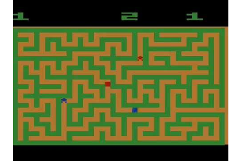 Maze Craze Atari 2600 Review - YouTube