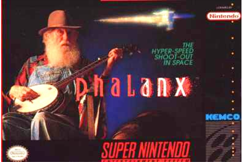 Phalanx - Super NES - IGN