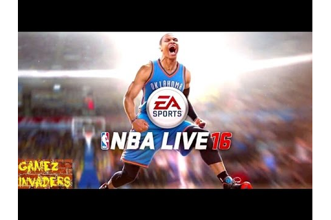 EA Sports NBA LIVE 16 XBOX ONE / PS4 Game! Gameplay and ...