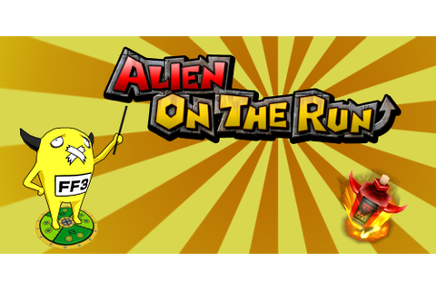 Alien on the run | Nintendo 3DS download software | Games ...