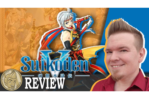 Suikoden V Review! (PS2) - The Game Collection! - YouTube