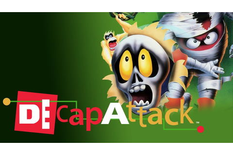 SEGA Forever - Decap Attack - YouTube