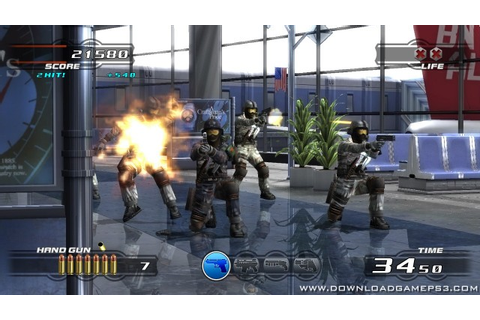 Time Crisis 4 - Download game PS3 PS4 RPCS3 PC free