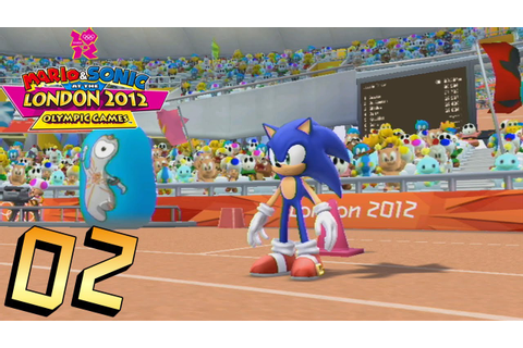 Mario and Sonic at the London 2012 Olympic Games: Part 2 ...