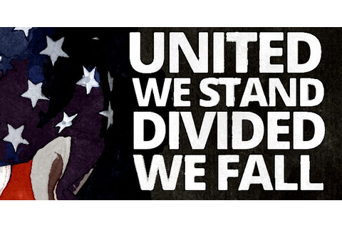 United We Stand, Divided We Fall. - SmallBusiness.com