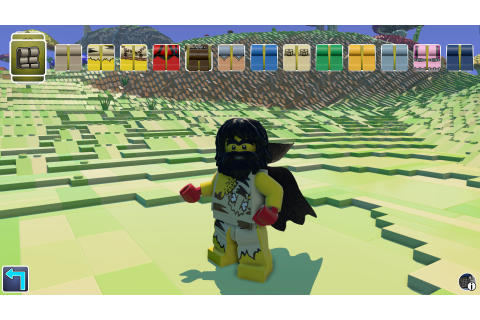 LEGO Worlds officially announced, is Minecraft with LEGO ...
