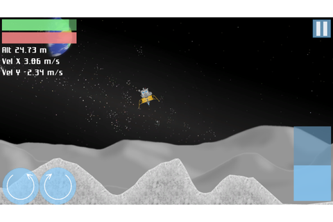 Powered Descent 2 - a lunar lander game for Android [WIP ...