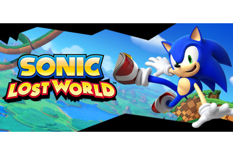 Sonic Lost World on Steam