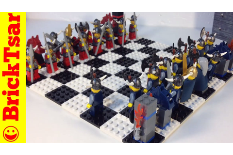 LEGO Vikings Chess Set Game G577 from 2006 - item 4499577 ...