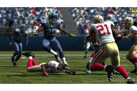CCC's Madden NFL 11 Launch Site: Reviews, Previews, Cheats ...